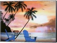 Tropical Morning Fine-Art Print