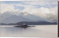 Eldred Rock Lighthouse, Alaska 09 Fine-Art Print