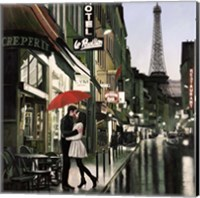 Romance in Paris Fine-Art Print
