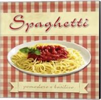 Spaghetti Fine-Art Print