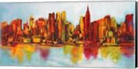 New York Abskyline Fine-Art Print