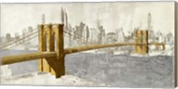 Gilded Brooklyn Bridge Fine-Art Print
