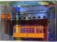 San Francisco Trolley Car Fine-Art Print