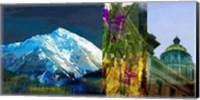 Denver Panorama I Fine-Art Print