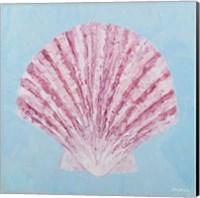 Conch & Scallop II Fine-Art Print
