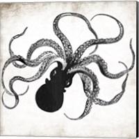 Octopus Ink Fine-Art Print