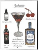 Classic Cocktail - Manhattan Fine-Art Print