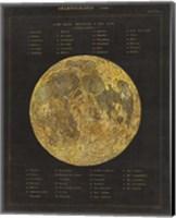 Astronomical Chart I Fine-Art Print