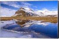 Glacial Mirror Fine-Art Print