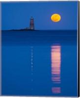 Moonrise Reflections Fine-Art Print