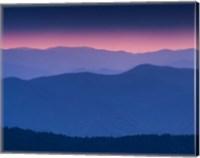 Purple Mountain Hues Fine-Art Print