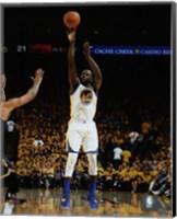 Draymond Green Game 2 of the 2016 NBA Finals Fine-Art Print