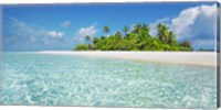 Palm Island, Maldives Fine-Art Print