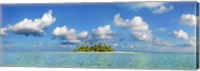 South Male Atoll, Maldives Fine-Art Print