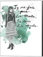 Fashion Quotes I Fine-Art Print