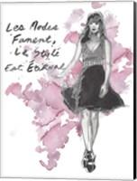 Fashion Quotes II Fine-Art Print