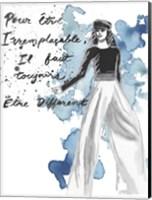 Fashion Quotes IV Fine-Art Print