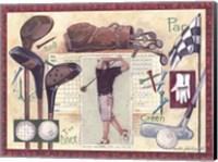 Golf Swing Fine-Art Print