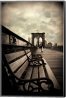 Brooklyn Bridge Respite Fine-Art Print