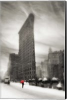 Flatiron Winter Fine-Art Print