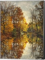 Autumn's Mirror Fine-Art Print