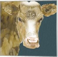 Hogans Brown Cow Fine-Art Print