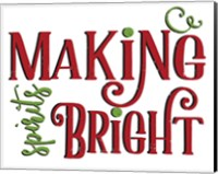 Making Spirits Bright Fine-Art Print