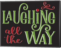 Laughing All the Way Fine-Art Print