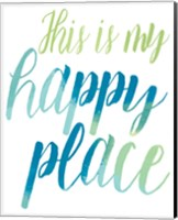 Happy Place Fine-Art Print