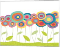 Lollipop Flower Field Fine-Art Print