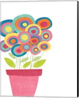Lollipop Flower Pot Fine-Art Print