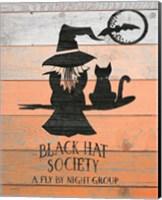 Black Hat Society Fine-Art Print