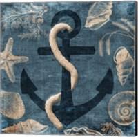 Anchor Blue Fine-Art Print