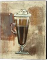 Cafe Classico I Neutral Fine-Art Print