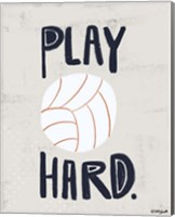 Volleyball Fine-Art Print