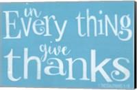 Give Thanks Fine-Art Print