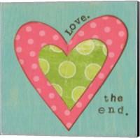 Love the End Fine-Art Print