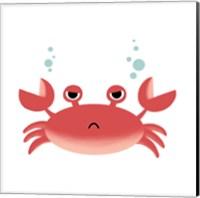 Sea Creatures - Crab Fine-Art Print