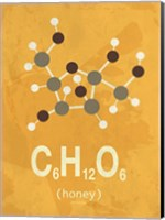 Molecule Honey Fine-Art Print