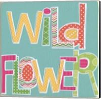 Wild Flower Fine-Art Print