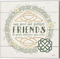 Irish Blessings IV Fine-Art Print