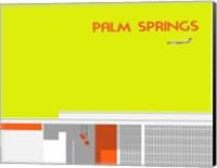 Gods of Palm Springs No 1 Fine-Art Print