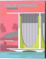Palm Springs Modern Fine-Art Print