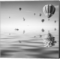Love is in Air VII Fine-Art Print