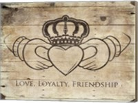 Love Loyalty Friendship Fine-Art Print