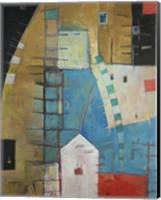House By The Tracks Fine-Art Print