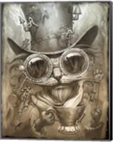 Steampunk Cat Fine-Art Print