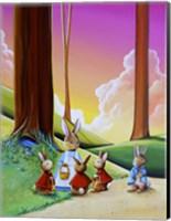Peter Rabbit 1 Fine-Art Print