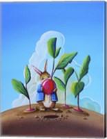 Peter Rabbit 4 Fine-Art Print