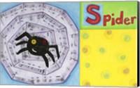 Spider Friend Fine-Art Print